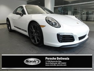 New 2018 Porsche 911 Carrera T Coupe for sale in Rockville, MD