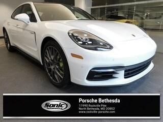 New 2018 Porsche Panamera E-Hybrid 4 Sedan for sale in Rockville, MD