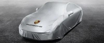 Porsche Outdoor Car Cover Special