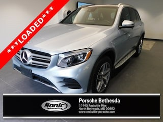 Used 2016 Mercedes-Benz GLC 300 GLC 300 4matic 4dr SUV for sale in North Bethesda, MD