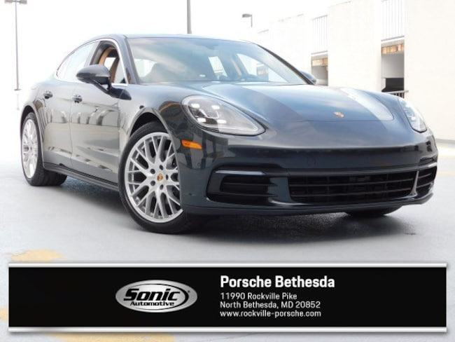 New 2019 Porsche Panamera 4 Sedan for sale in Rockville, MD