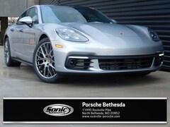 2018 Porsche Panamera 4S Sedan