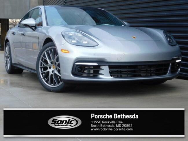 New 2018 Porsche Panamera 4S Sedan for sale in Rockville, MD