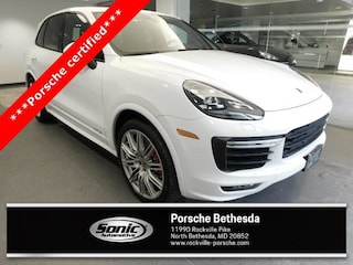 Used 2016 Porsche Cayenne GTS AWD 4dr SUV for sale in North Bethesda, MD