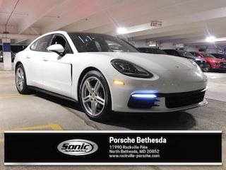 New 2018 Porsche Panamera 4 Sedan for sale in Rockville, MD