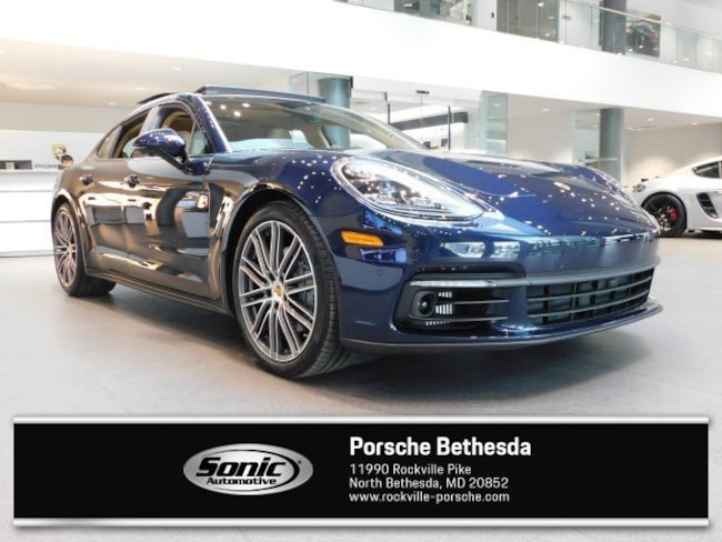 New 2018 Porsche Panamera 4S Sedan for sale in Rockville, MD
