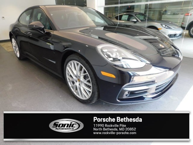 New 2018 Porsche Panamera E-Hybrid 4 Sedan for sale in Rockville, MD