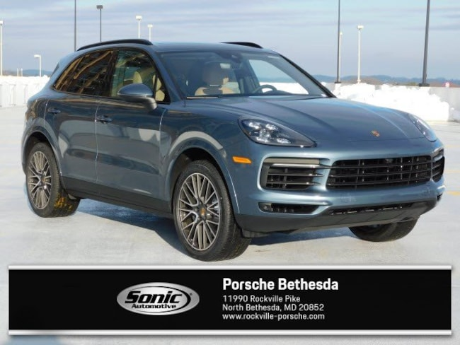 New 2019 Porsche Cayenne S SUV for sale in Rockville, MD