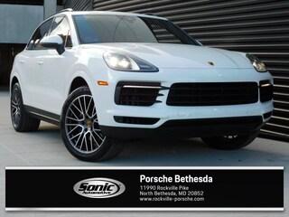 New 2019 Porsche Cayenne SUV for sale in North Bethesda, MD