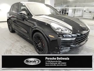 Used 2018 Porsche Cayenne GTS  AWD SUV for sale in North Bethesda, MD