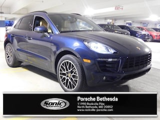 New 2018 Porsche Macan Sport Edition SUV for sale in North Bethesda, MD
