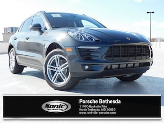 New 2018 Porsche Macan SUV for sale in Rockville, MD