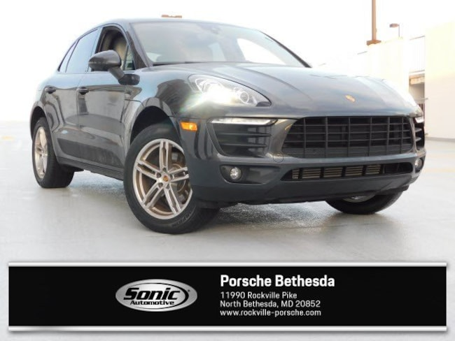 New 2019 Porsche Cayenne AWD SUV for sale in Rockville, MD