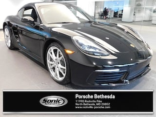 Used 2017 Porsche 718 Cayman Coupe Coupe for sale in North Bethesda, MD