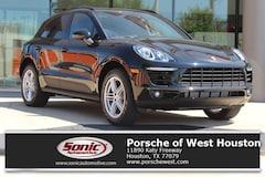 2018 Porsche Macan AWD SUV Executive Demo