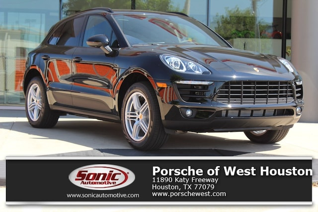 Porsche West Houston >> New Porsche Cars For Sale In Houston Porsche Of West Houston