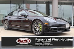 New 2018 Porsche Panamera E-Hybrid 4 E-Hybrid Sedan Executive Demo for sale in Houston