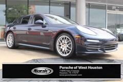 2016 Porsche Panamera 4 Edition Sport Turismo
