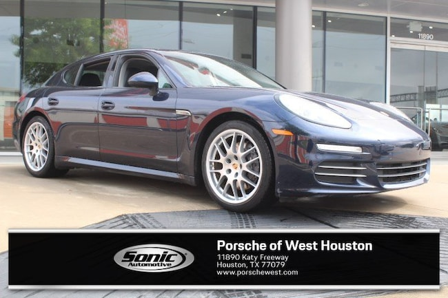 Used 2016 Porsche Panamera 4 Edition Sport Turismo for sale in Houston, TX