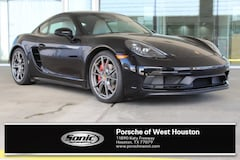 Used 2018 Porsche 718 Cayman GTS Coupe for sale in Houston, TX