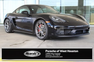 Used 2018 Porsche 718 Cayman GTS Coupe for sale in Houston