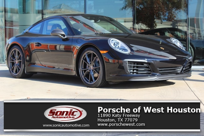 New 2019 Porsche 911 Carrera T Coupe in Houston