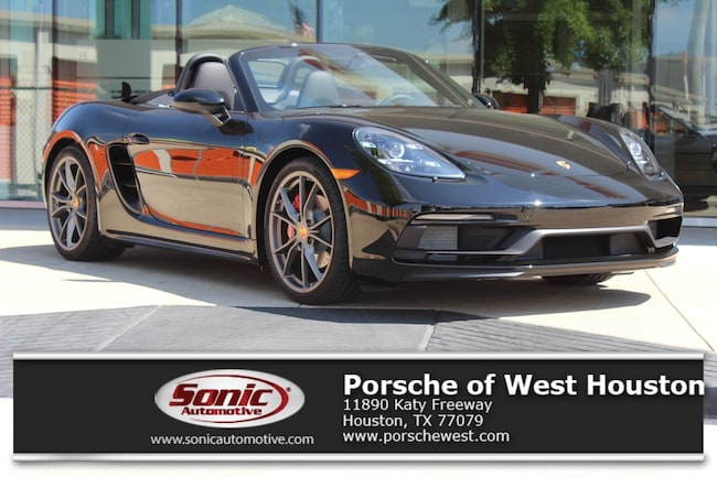 New 2018 Porsche 718 Boxster GTS Cabriolet for sale in Houston, TX