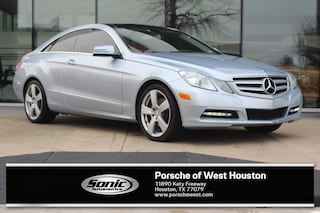 Used 2013 Mercedes-Benz E-Class E 350 Coupe for sale in West Houston, TX