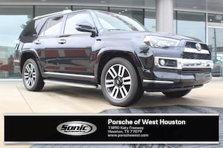 Used 2016 Toyota 4Runner Limited SUV for sale in Houston