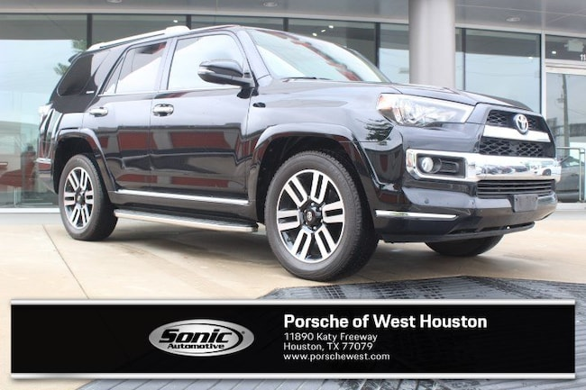 Used 2016 Toyota 4Runner Limited SUV for sale in Houston, TX