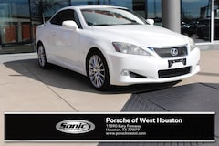 Used 2010 LEXUS IS 2dr Conv Auto Convertible for sale in Houston