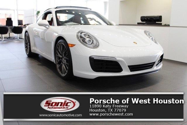 Porsche West Houston >> New Porsche 911 At Porsche Of West Houston