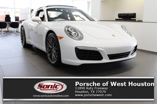 New 2019 Porsche 911 Carrera Coupe for sale in Houston, TX