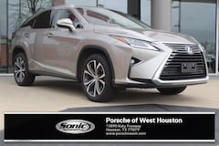 Used 2017 LEXUS RX RX 350 SUV for sale in Houston