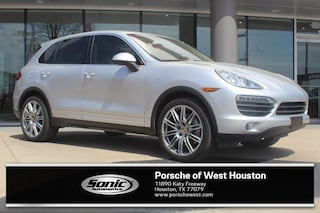Used 2014 Porsche Cayenne S SUV for sale in Houston, TX