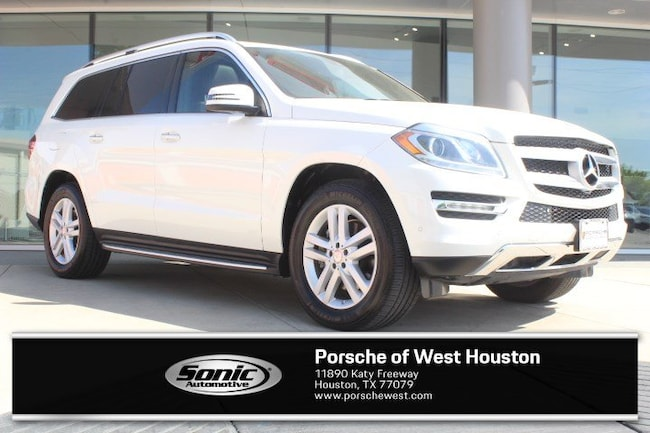 Used 2014 Mercedes-Benz GL-Class GL 450 SUV for sale in Houston, TX