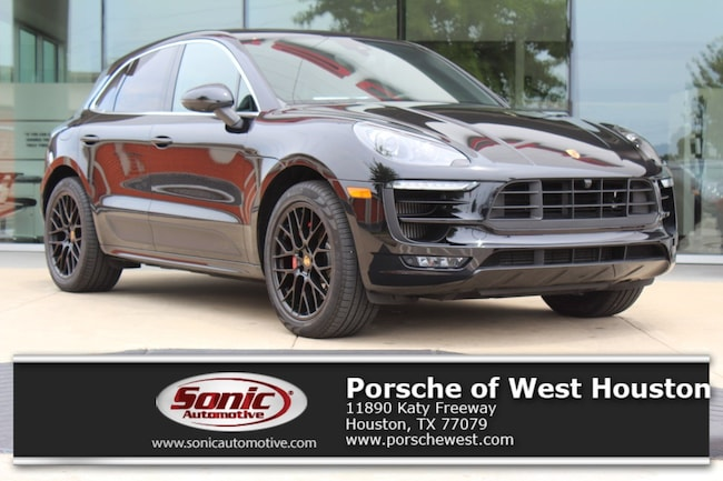 New 2018 Porsche Macan GTS SUV Executive Demo in Houston