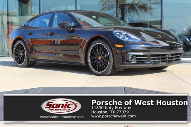 New 2018 Porsche Panamera E-Hybrid 4 E-Hybrid Sedan in Houston