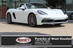 New 2018 Porsche 718 Boxster GTS Cabriolet for sale in Houston