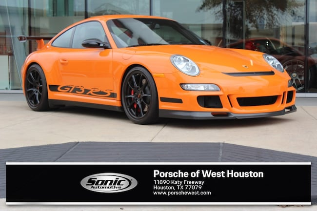 Used 2008 Porsche 911 GT3 RS 2dr Cpe Coupe for sale in Houston, TX