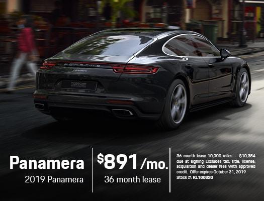 Porsche Panamera Lease >> New Porsche Special Offers In Houston Porsche Of West Houston