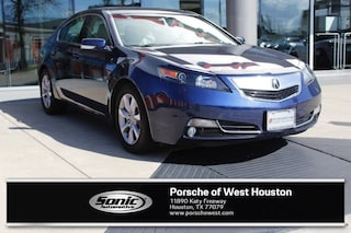 Used 2014 Acura TL Tech Sedan for sale in Houston