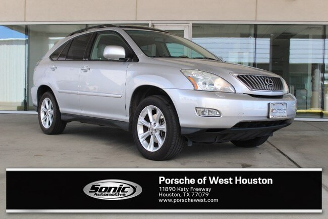 Used 2009 LEXUS RX 350 FWD 4dr SUV for sale in Houston, TX