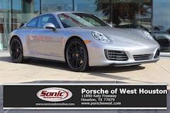 New 2019 Porsche 911 Carrera 4 Coupe for sale in Houston