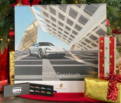 Free Limited Edition Calendar when you spend $300 on Driver's Selection.