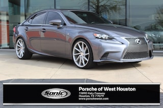 Used 2015 LEXUS IS 250 Crafted Line Sedan for sale in West Houston, TX