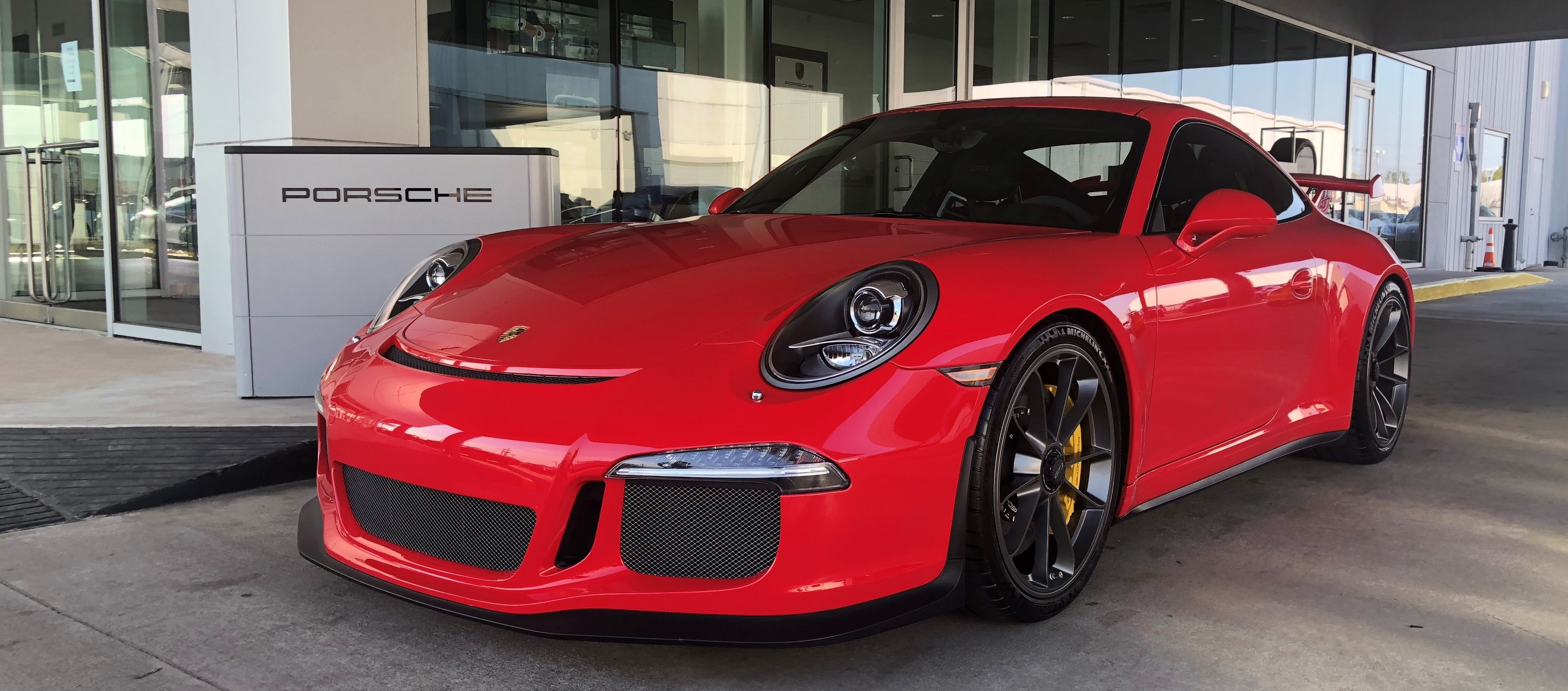 Porsche Auto Service Repair In Houston Porsche Of West Houston