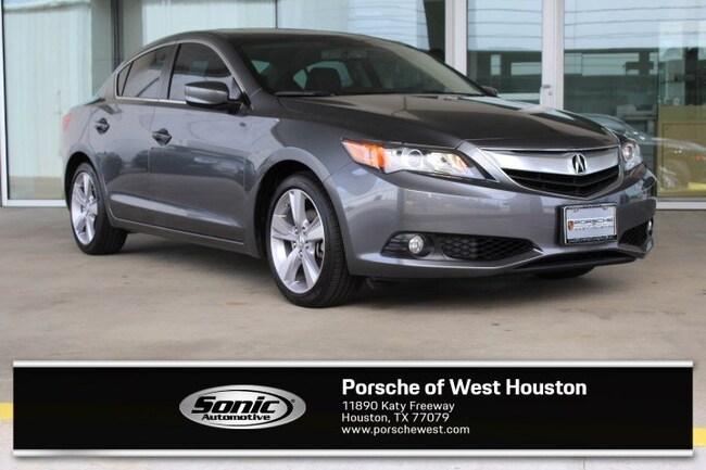 Used 2014 Acura ILX Tech Pkg Sedan for sale in Houston, TX