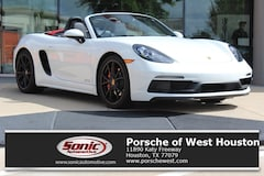 New 2018 Porsche 718 Boxster GTS Cabriolet Executive Demo for sale in Houston
