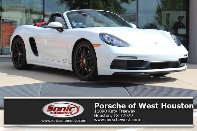 Used 2018 Porsche 718 Boxster GTS Cabriolet for sale in Houston